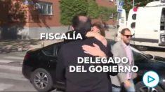 El PP recuerda el abrazo de la fiscal general al delegado del Gobierno imputado por el 8-M.