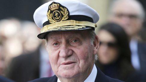El Rey emérito Juan Carlos I. (Foto: Europa Press)