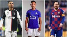 Los diez futbolistas más ricos.