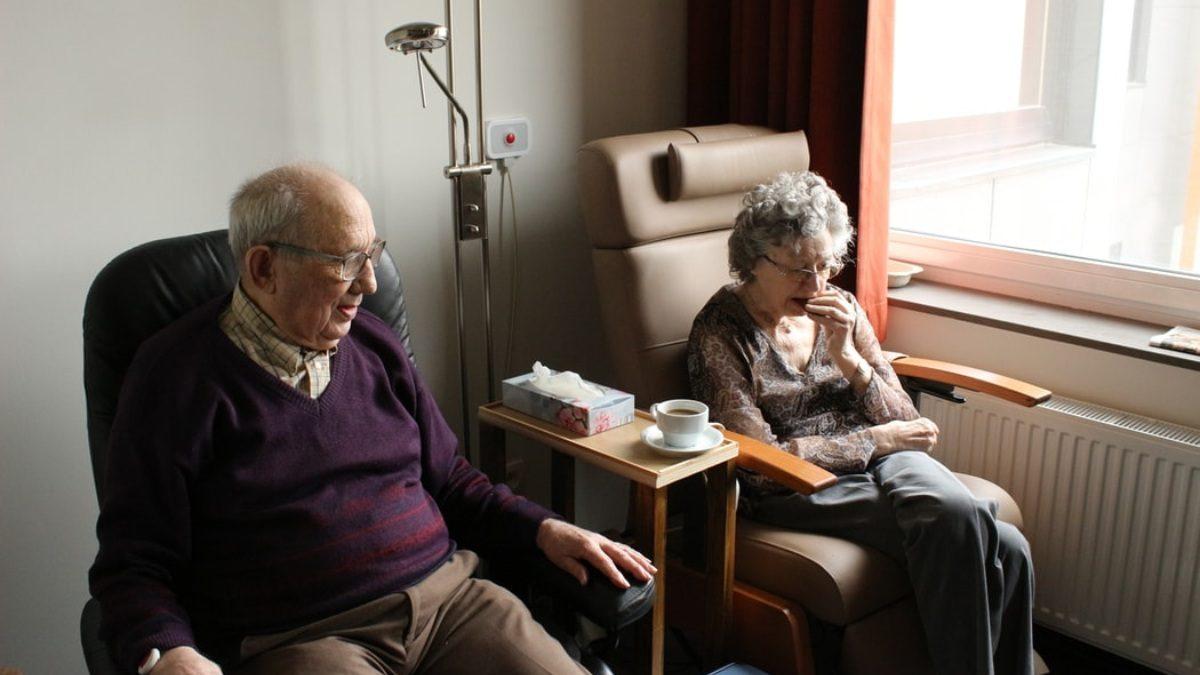 Residencias de ancianos.