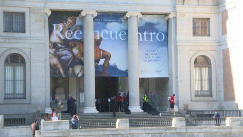 El Museo Nacional del Prado ha abierto de nuevo sus puertas este sábado 6 de junio, tras haber permanecido casi tres meses clausurado. (Europa Press)