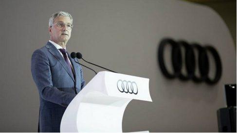 Rupert Stadler, ex CEO de Audi