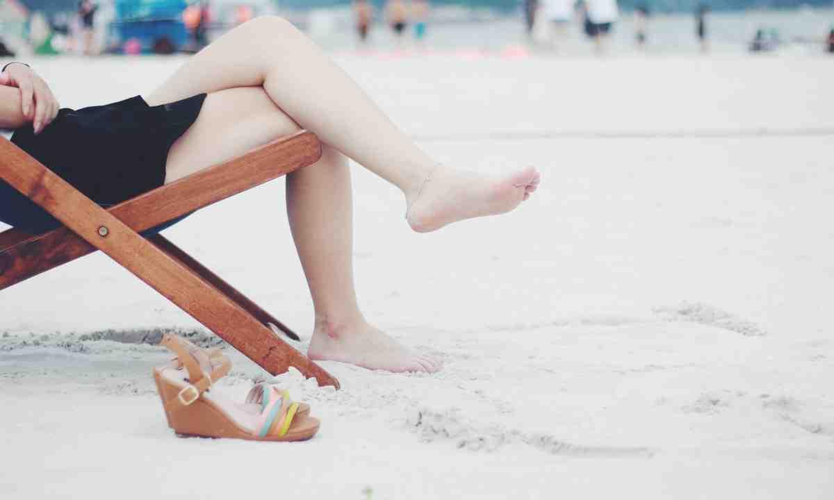 Tratamiento del ardor en los pies