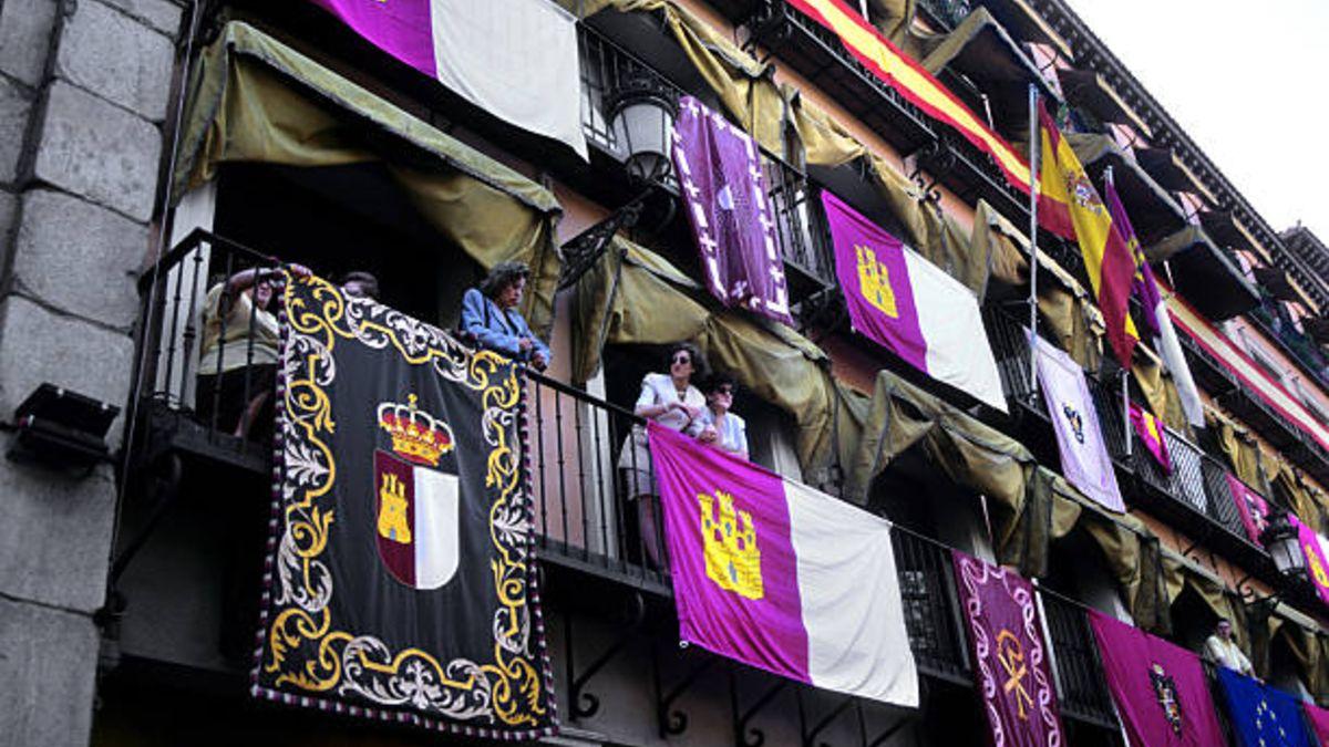 Conoce cómo va a ser la celebración del Corpus Christi en Toledo