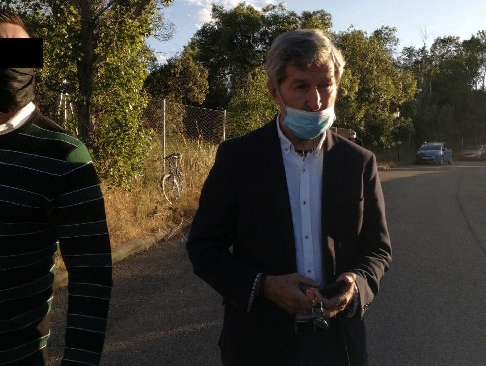 La Guardia Civil alega que las caceroladas contra Iglesias «molestan a la fauna del parque natural»
