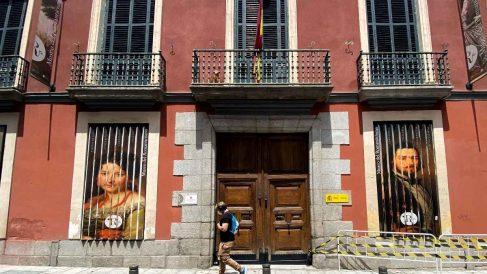 Fachada del Museo Nacional del Romanticismo. Foto: EP