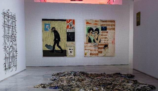 La Sala Alcalá 31 de Madrid reabre este martes con la exposición de arte chileno contemporáneo 'Gran Sur'