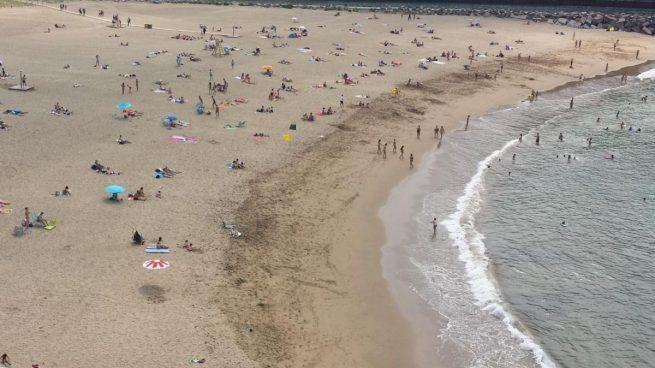 La playa de La Antilla, Huelva, recibe el sello 'Andalucía Segura'
