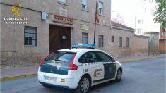 Cuartel de la Guardia Civil de Monóvar (Alicante). (Foto: GCIVIL Alicante)