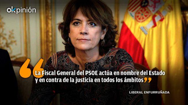 La Fiscal General del PSOE