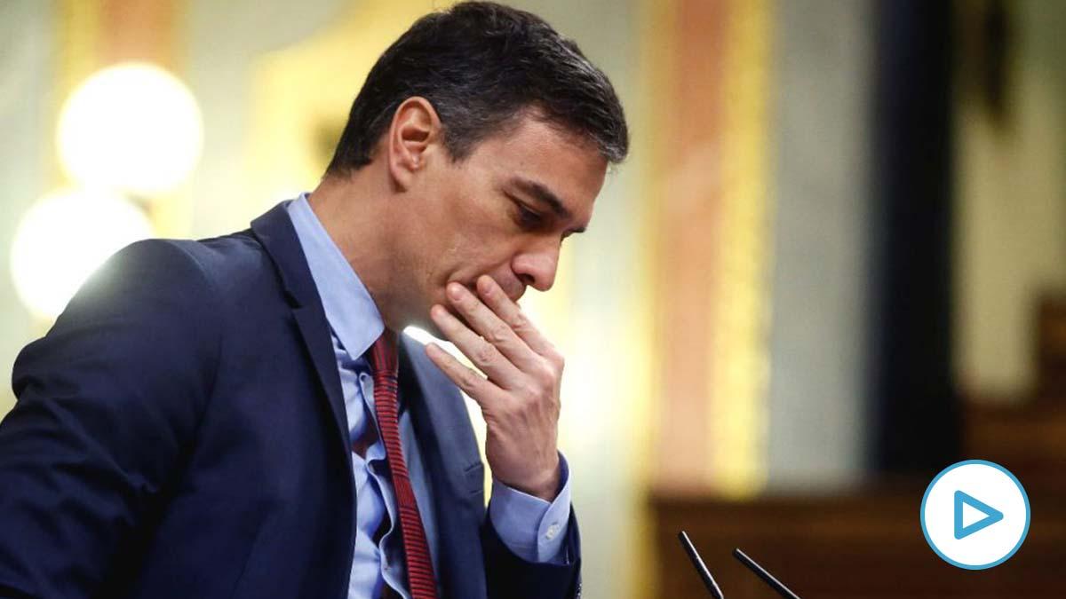 El jefe del Gobierno, Pedro Sánchez. (Foto: Efe)