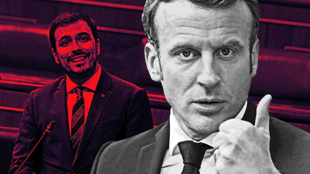 Macron anima a la aviación con ayudas de 15.000 millones mientras Garzón lleva al sector a los tribunales