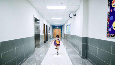 Los colegios volverán a llenarse de niños cuando comience el nuevo curso