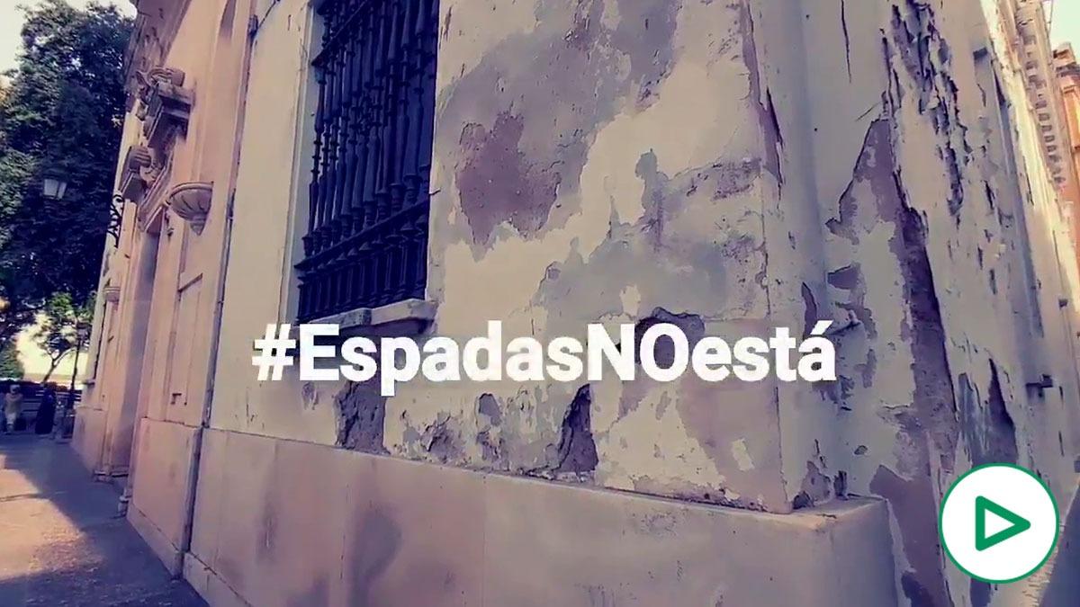 Denuncia del PP de Sevilla por el estado de la iglesia de San Hermenegildo.
