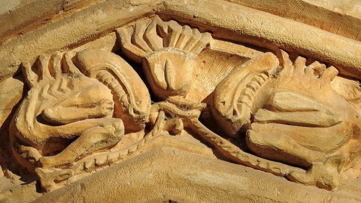Aliens en la Catedral de Palencia