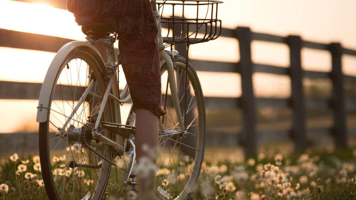 La bici es el medio de transporte más amigable con el medio ambiente