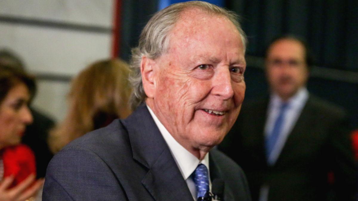 El ex alcalde de Madrid, José María Álvarez del Manzano. (Foto: Europa Press)