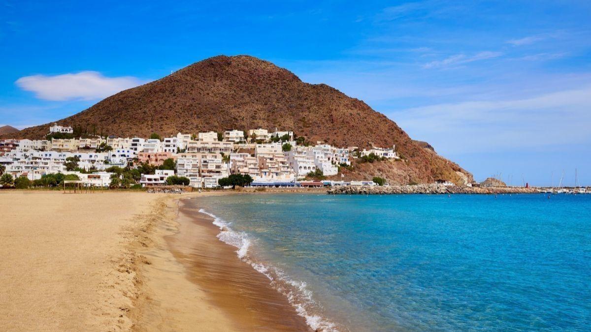 Playa de San José, Níjar, Almería