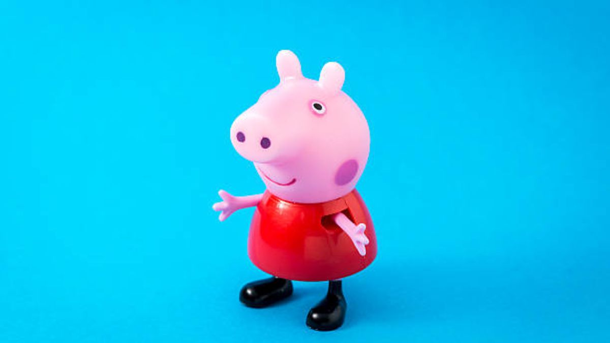 Peppa Pig es una serie divertida y educativa