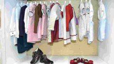 Causas del moho en la ropa