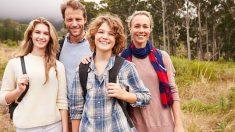 Los mejores destinos a los que viajar con adolescentes