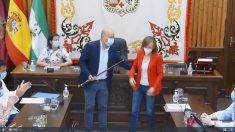 Almería.-Domingo Fernández (PP), nuevo alcalde de Huércal-Overa con apoyo del concejal expulsado de Ciudadanos