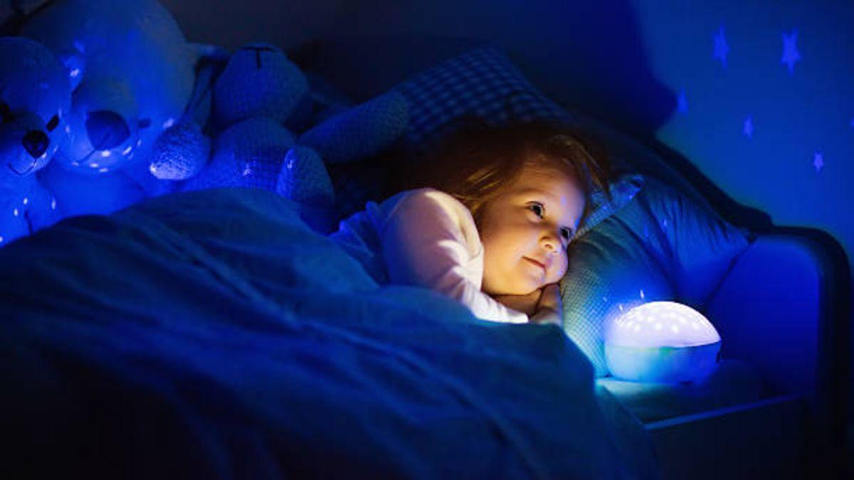 Los mejores modelos de lámparas infantiles y guía de compra