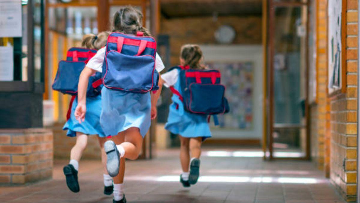 Las recomendaciones de los pediatras ante la reapertura de las escuelas