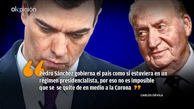 Por qué Sánchez no va a investigar al Rey Emérito