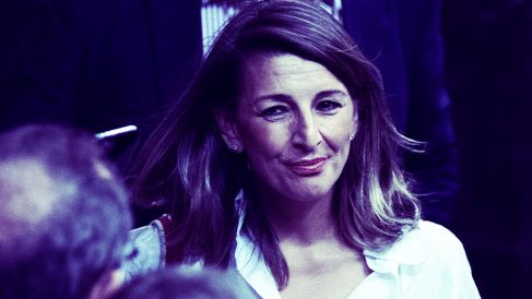 Yolanda Díaz anima por carta a pedir el subsidio de 430 euros a parados que no reúnen los requisitos