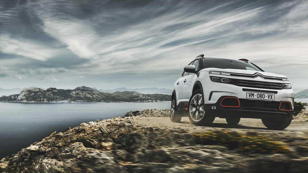 Nuevo Citroën C5 Aircross