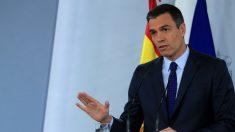 Pedro Sanchez, presidente del Gobierno.