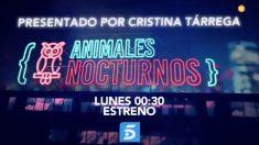 Telecinco estrena 'Animales nocturnos'