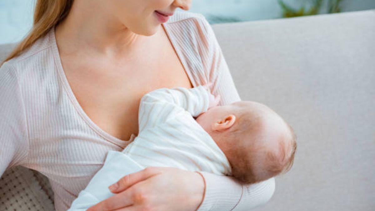 Los pasos para iniciar de forma correcta la lactancia materna