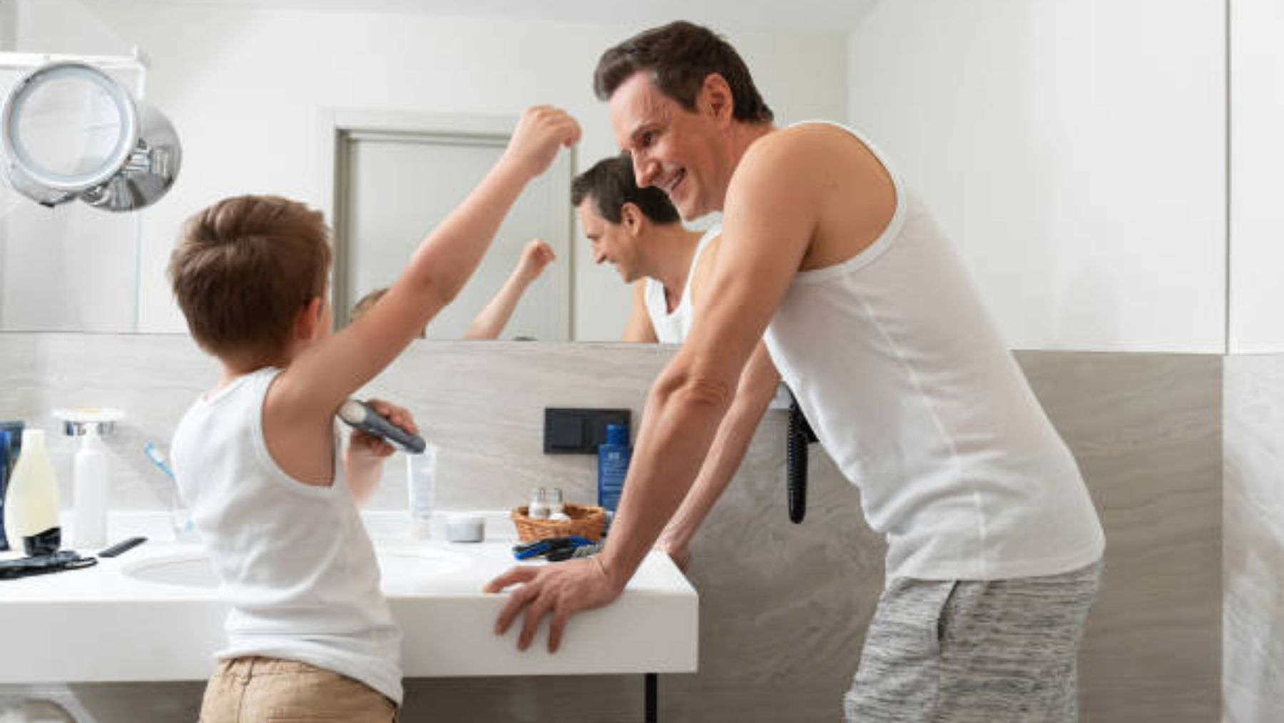 Descubre cuándo usar y qué tipo de desodorante es mejor para los niños