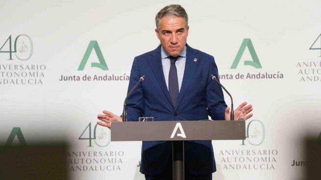 La Junta de Andalucía advierte: «Sánchez está centrado en blanquear a ETA, ocultar al Rey e impulsar la okupación»