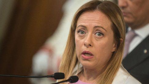 Giorgia Meloni, líder de Hermanos de Italia (HDI). (Foto: Europa Press)