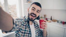 Cuidado con los selfies que subimos a redes sociales