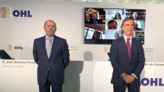 Economía/Empresas.- Villar Mir cede la presidencia de OHL a Luis Amodio