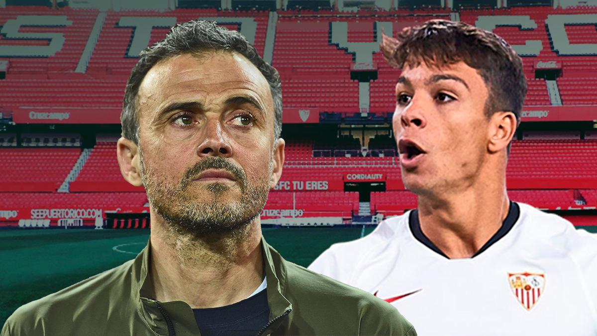Luis Enrique tiene un candidato en Óliver Torres para la selección.