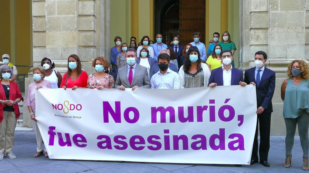 Condena del Ayuntamiento de Sevilla del socialista Espadas.