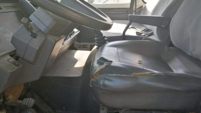 Ratas o coches destrozados: JUPOL denuncia el estado deplorable de las instalaciones de la Policía