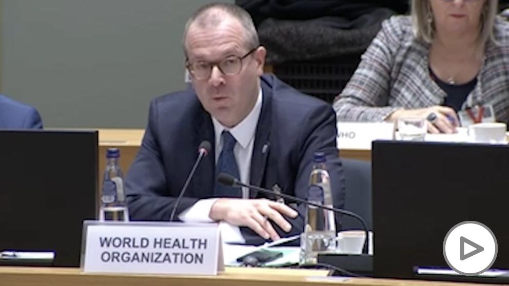 Hans Kluge, director de la OMS para Europa.