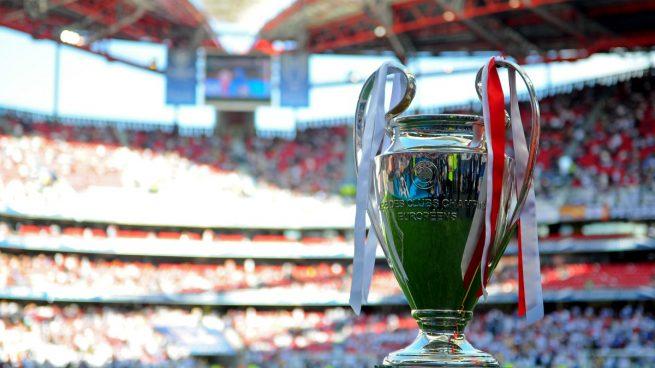 champions trofeo