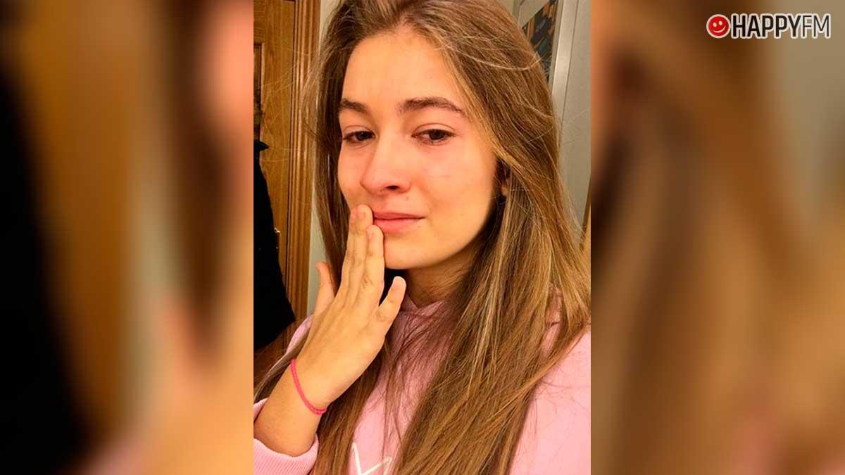 La que se avecina: Carlota Boza (la hija de los Cuquis) se despide entre lágrimas