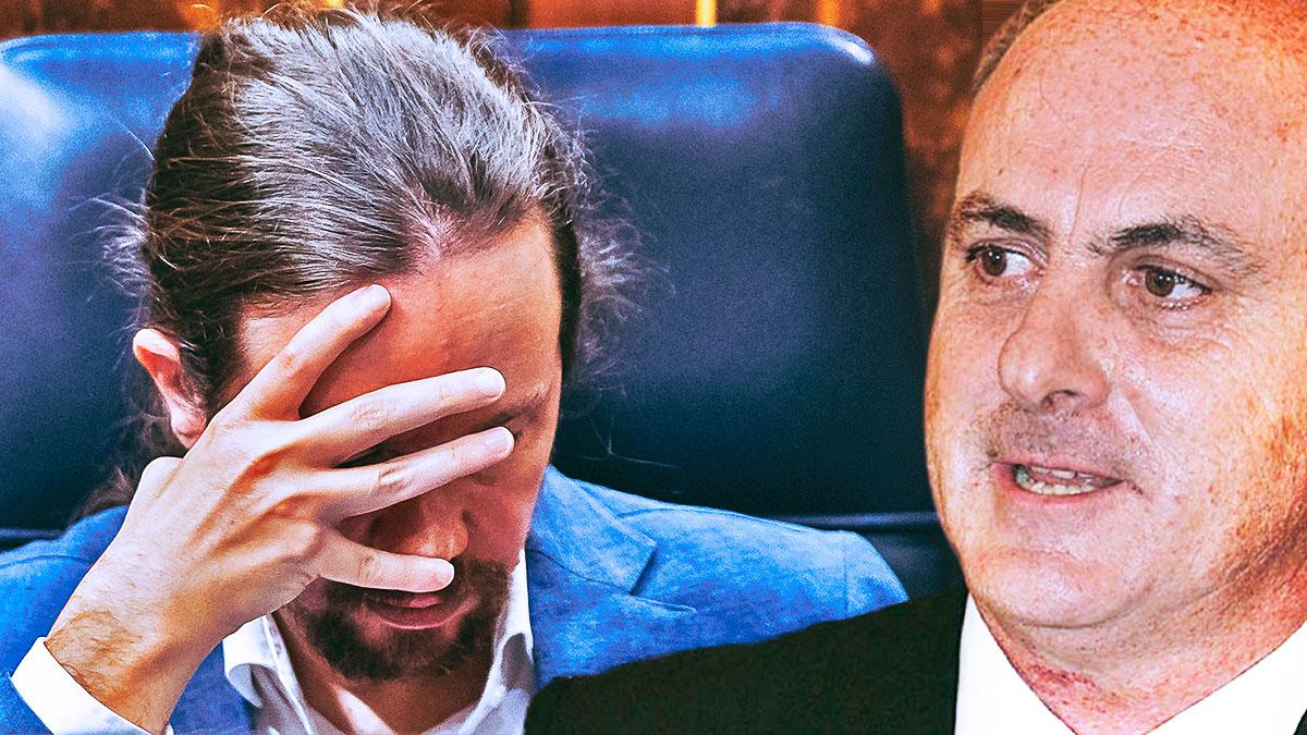 Pablo Iglesias y el juez García-Castellón