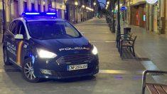 Coche de la Policía Nacional. (Foto: @policia)