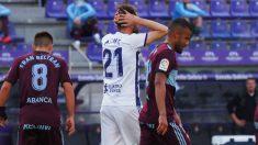 Valladolid y Celta firmaron tablas en Zorrilla. (EFE)