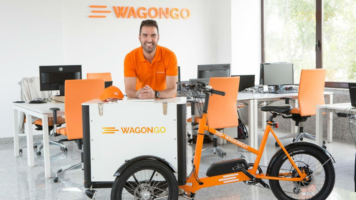 Miguel Ángel del Pino, CEO de WagonGO.