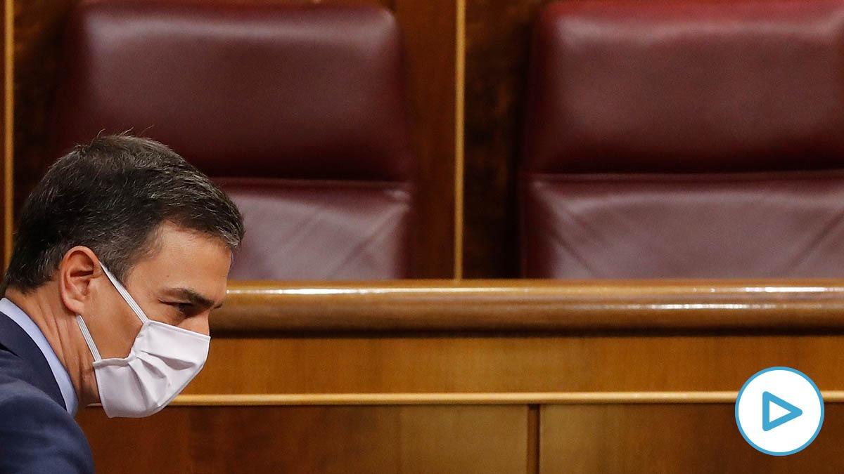 Sánchez anuncia un homenaje a las víctimas del coronavirus